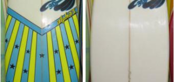 中古サーフボード スリディメーション サーフボード 5′ 9″(183cm) x 48,3cm) x 5,7cm)