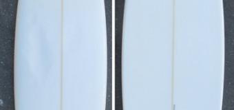 中古サーフボード Y,U サーフボード 5′ 9″ x 18 1/8 x 2 3/16