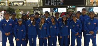 U18 NAMINORI JAPANが本日(13日)日本からポルトガルへ出発!