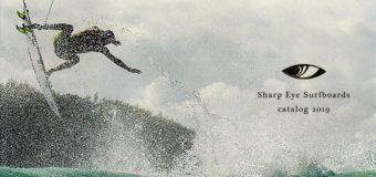 SharpEye(シヤープアイ)サーフボード取り扱いスタート!