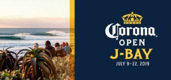WSL-CT第6戦「Corona Open J-BAY」It's ON!