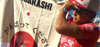 五十嵐カノア東京オリンピック日本代表に決定!