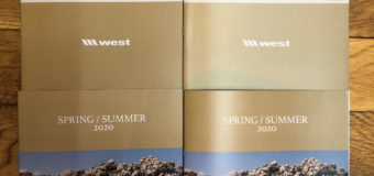 WEST SUITS 2020 Spring & Summer最新カタログ届きました。