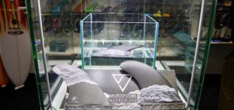 水面に浮く程の軽さを実現した最新のフューチャーフィン Vapor Core入荷しました。