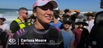2021-CT  The Rip Curl Newcastle Cupファイナルディ!