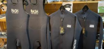 RASH wetsuits 2021 夏ウエット入荷しました。