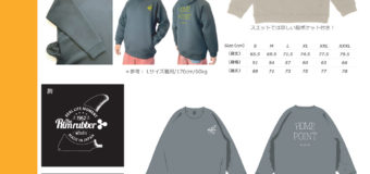 The RLM rubber 2021FW Clothing早期ご予約受付中です。